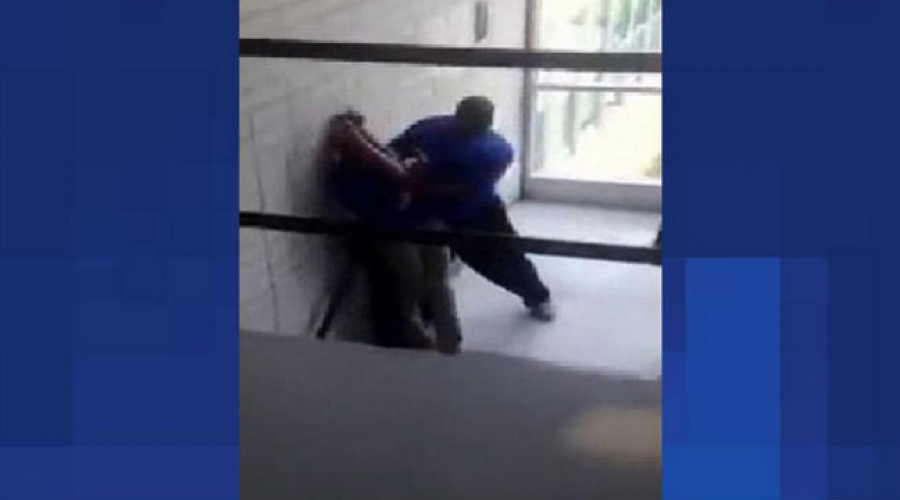 Chicago school employee found not guilty of pushing Dunbar Student