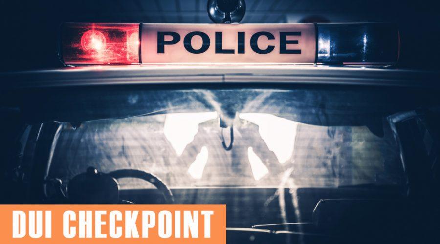 DUI Checkpoints FAQ's