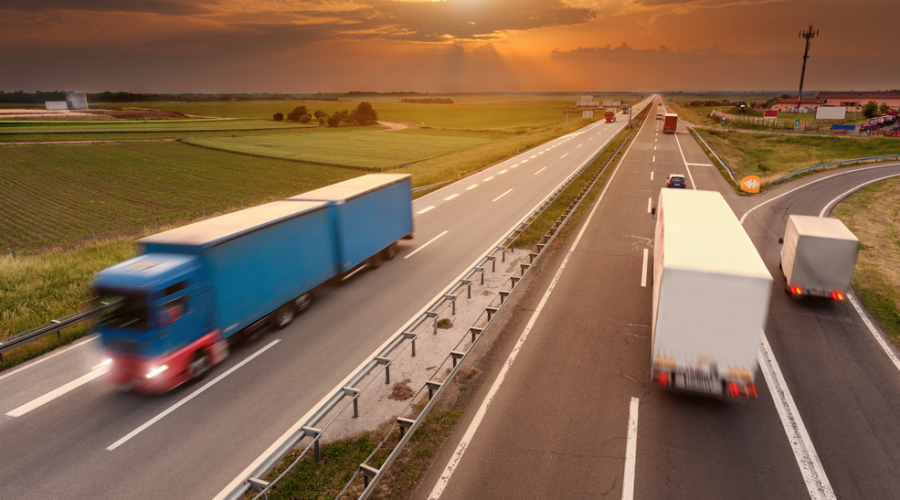 Drowsy Truck Driving Accidents as Dangerous as Drunk Driving