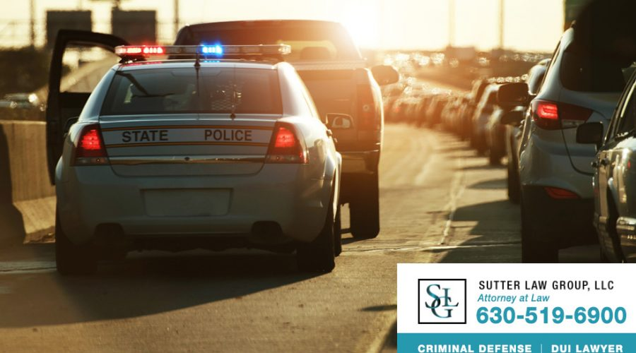 Can I Get a DUI in DuPage County When I Wasn't  Driving?