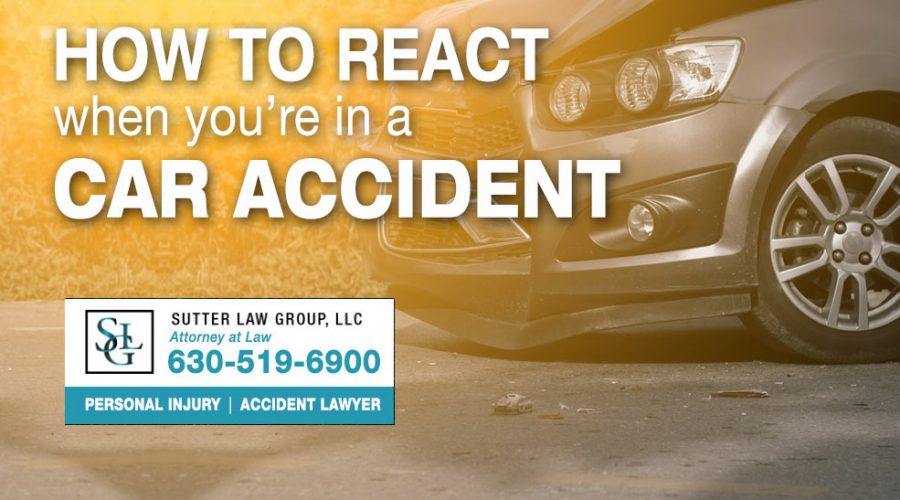 How to React When You're Involved in a Car Accident