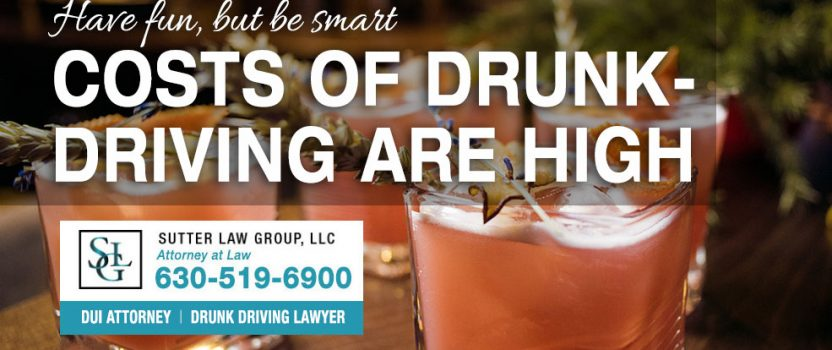 Costs of Drunk Driving in Illinois Are High