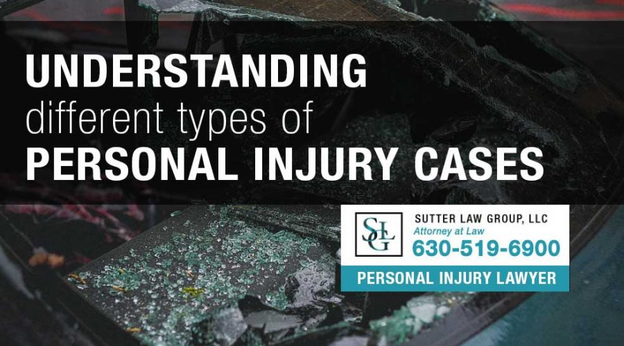 What are the Different Types of Personal Injury Cases