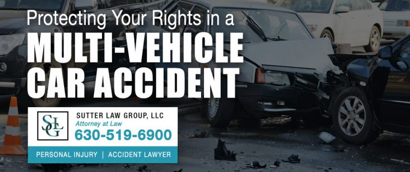 Protecting Your Legal Rights in a Multi-Vehicle Car Accident