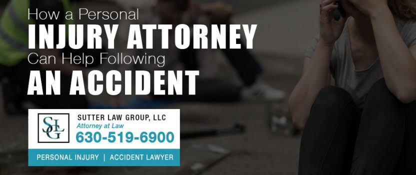 How a Personal Injury Attorney Can Help Following an Accident